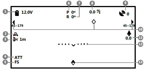 Dji iosd mini инструкция усилитель передатчика и приемника spark по акции